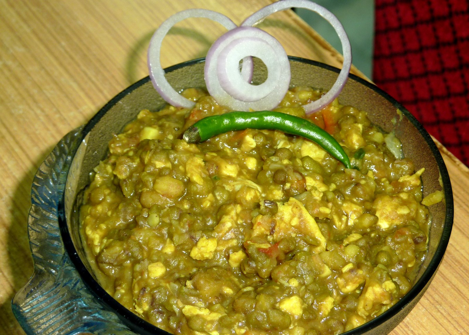 Egg Tadka Recipe