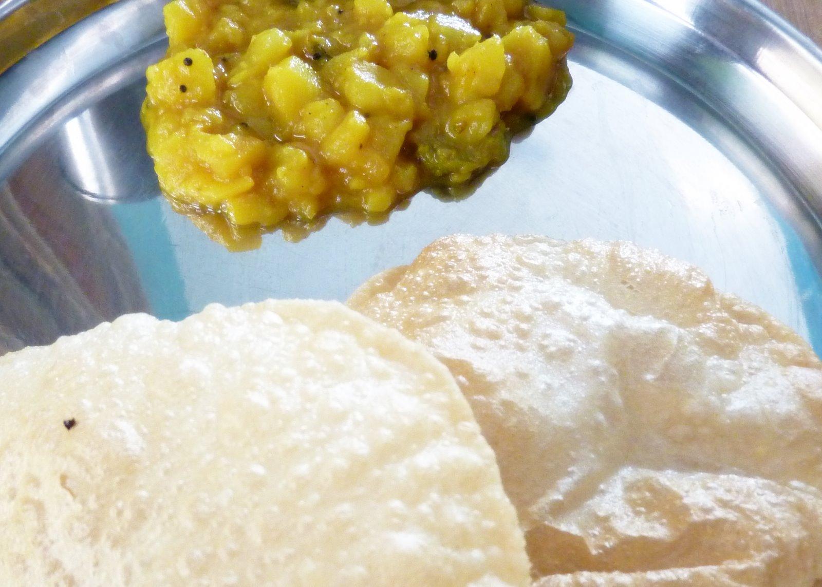 Aloo Sabzi (Potato curry) Recipe