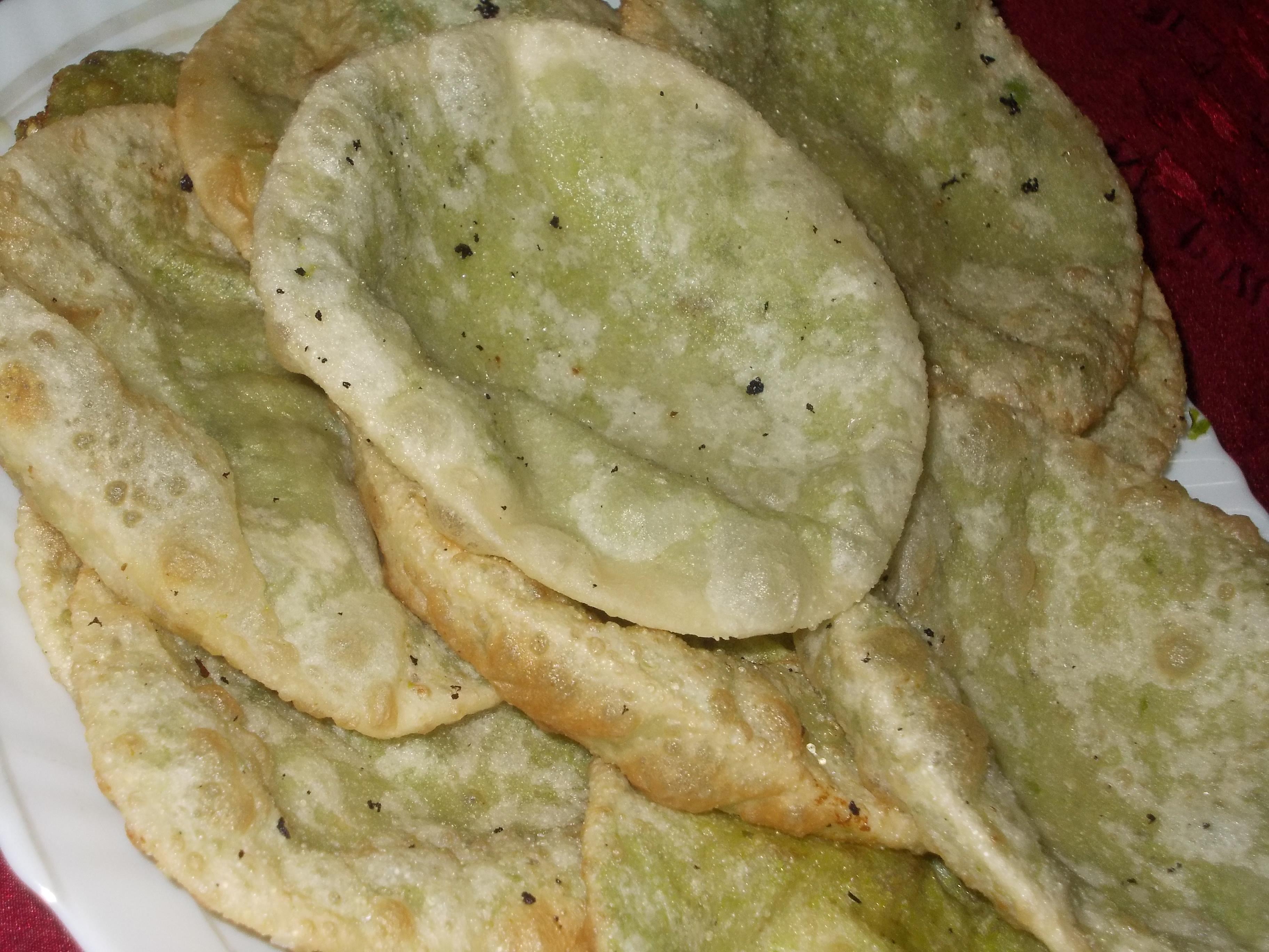 Peas Kachodi Recipe