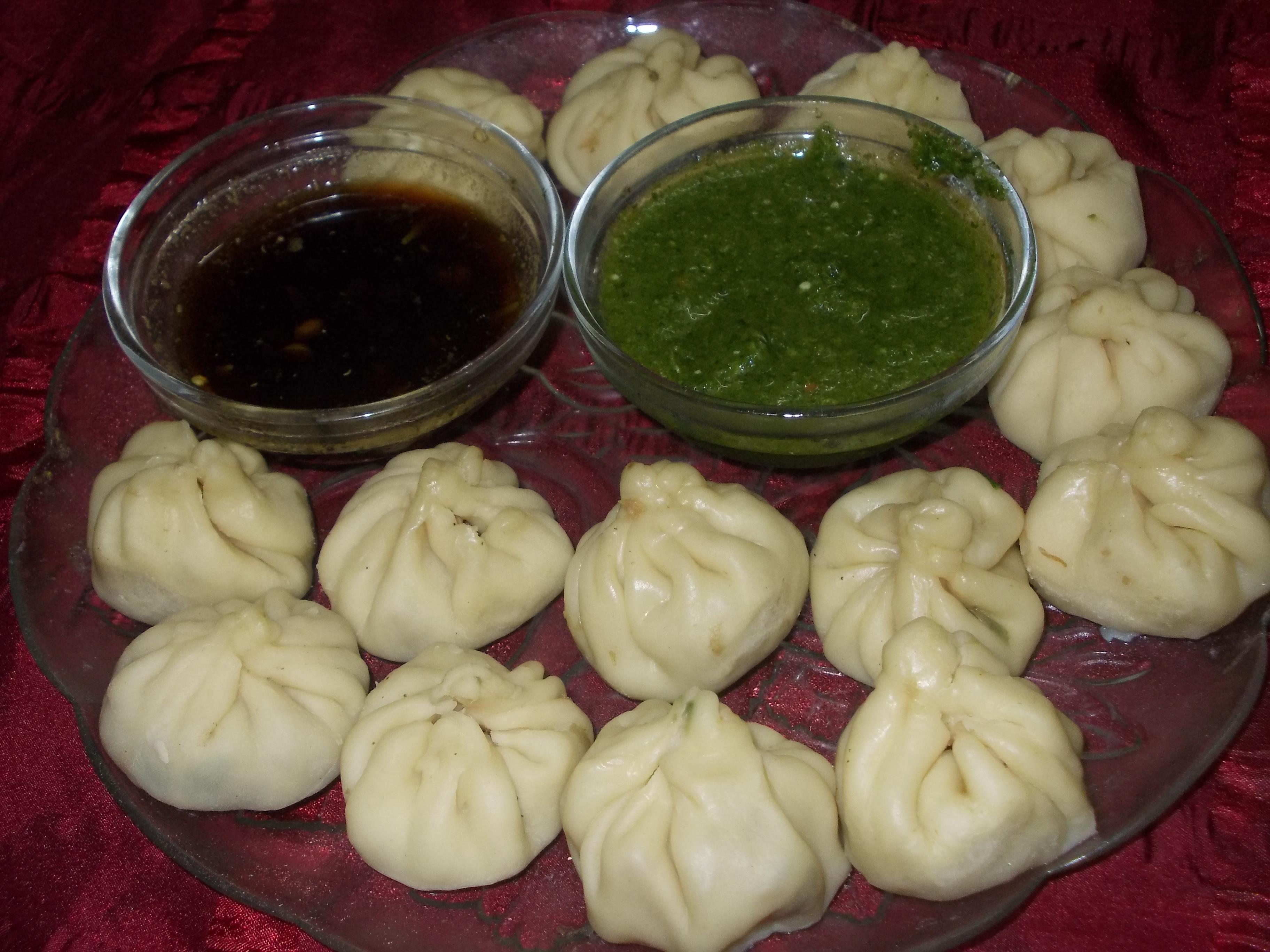 Chinese Dim-Sum Recipe