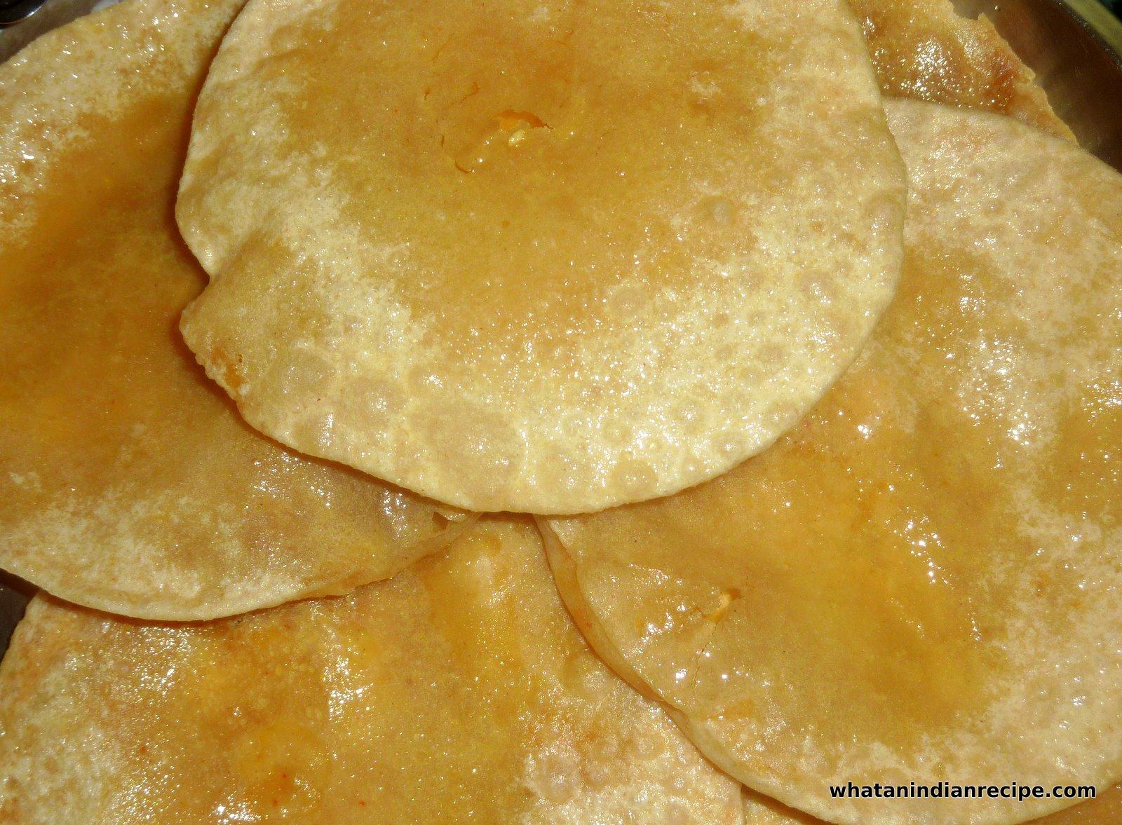 Sattu-Hing Kachori Recipe