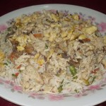 Chinese Mixed Fried Rice Recipe