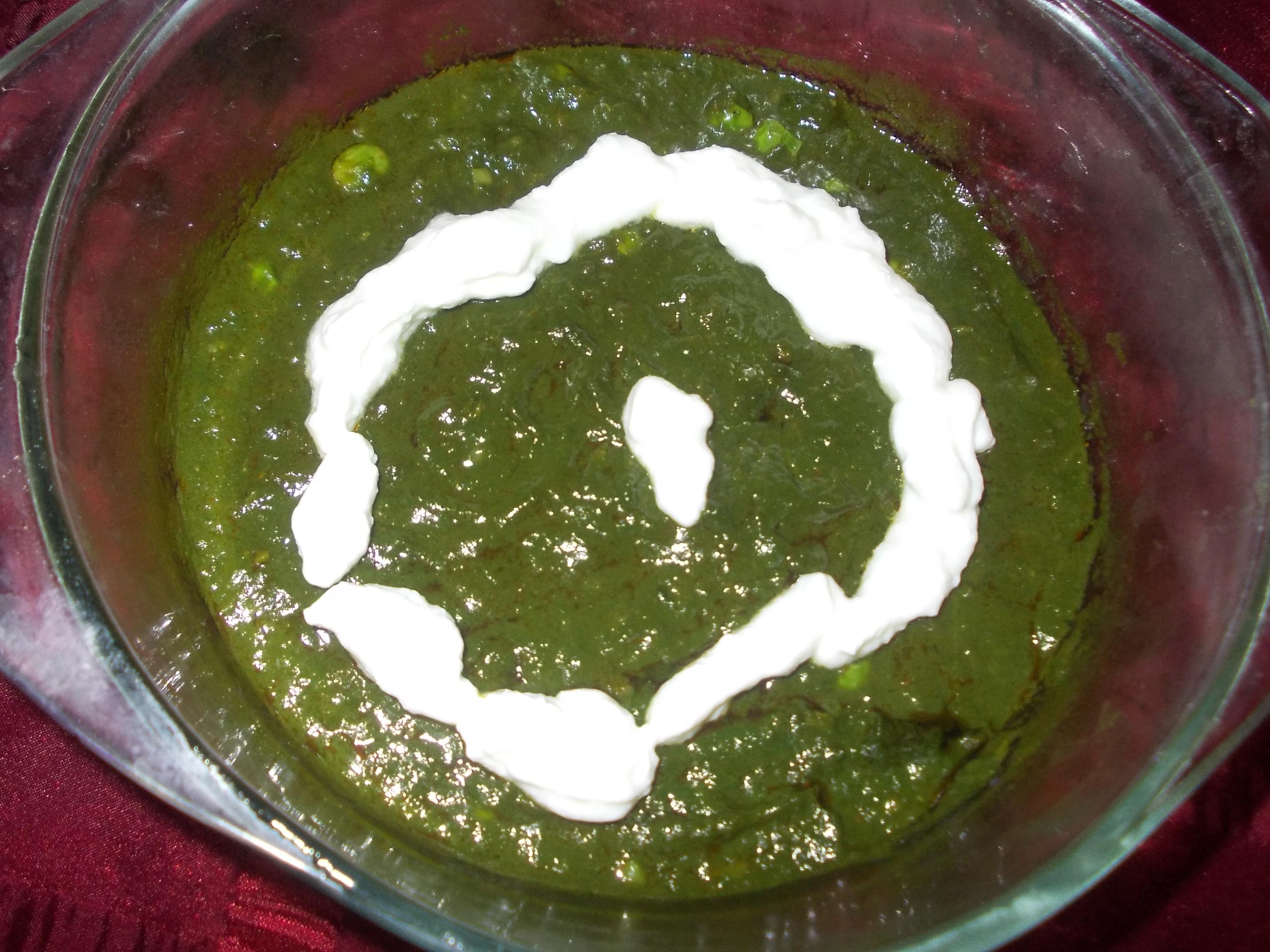 Palak Makhani Recipe