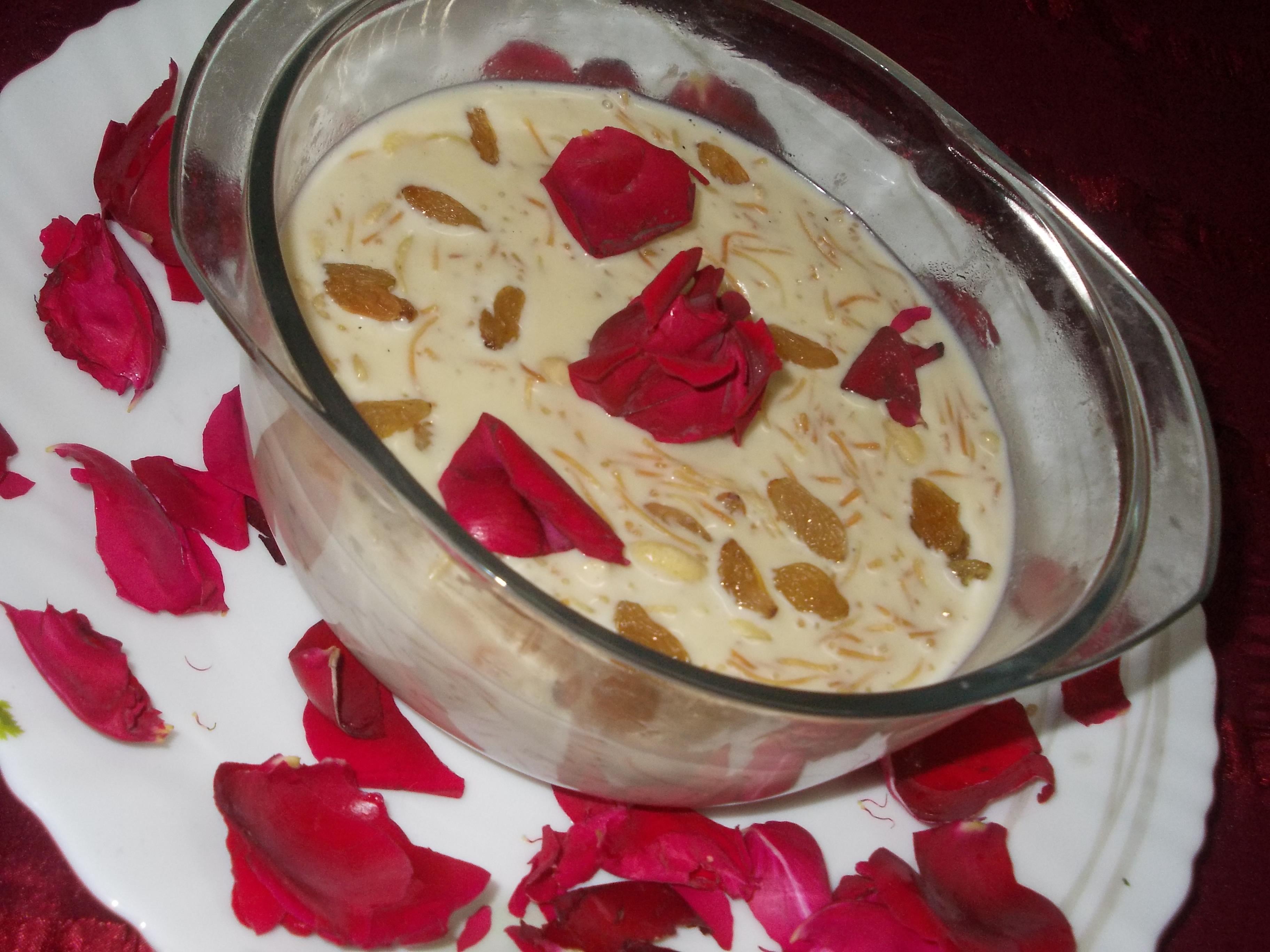 Vermicelli Payesh Recipe