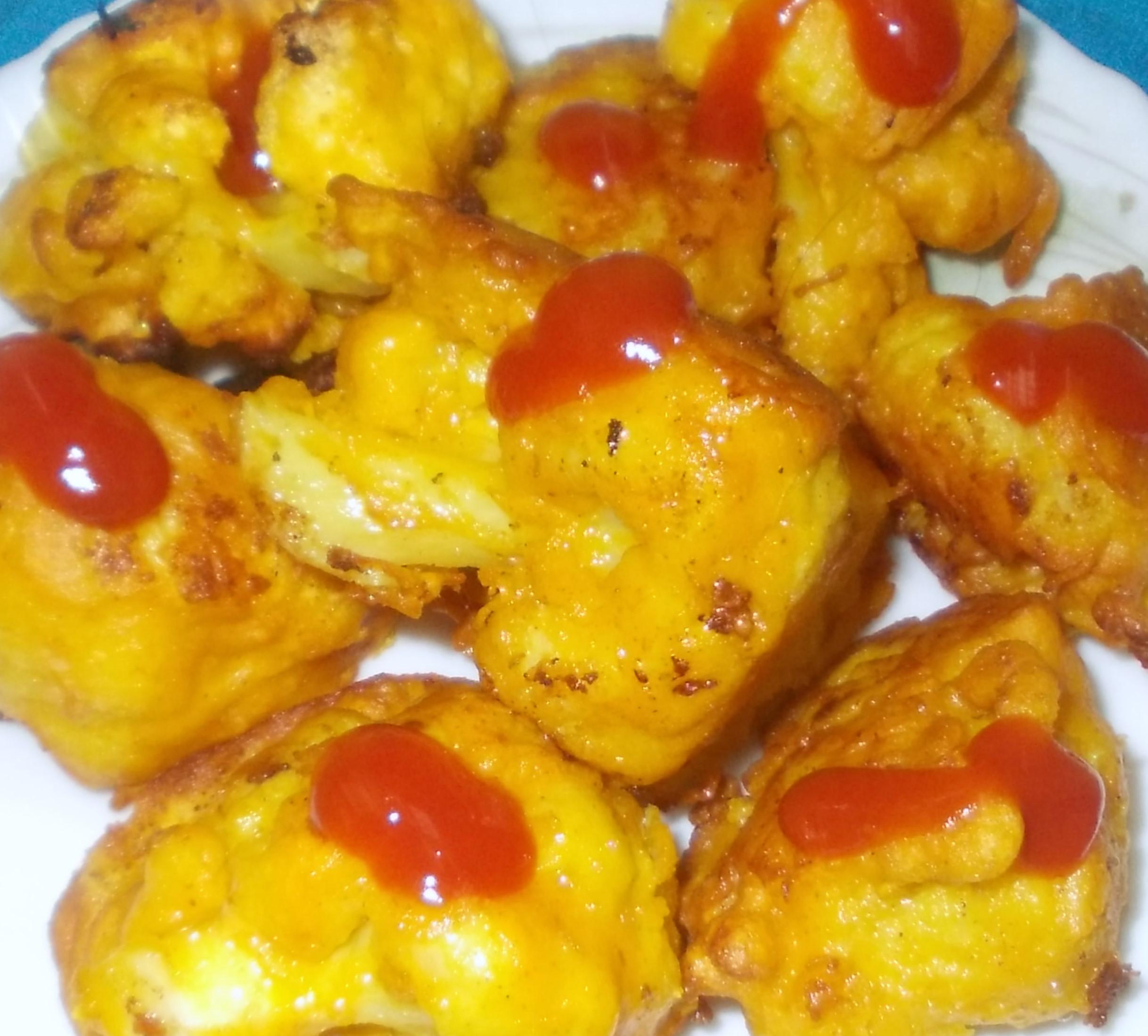Cauliflower Pakora Recipe