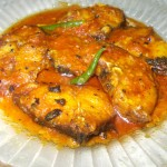 Tomato-Garlic Ruhi Recipe