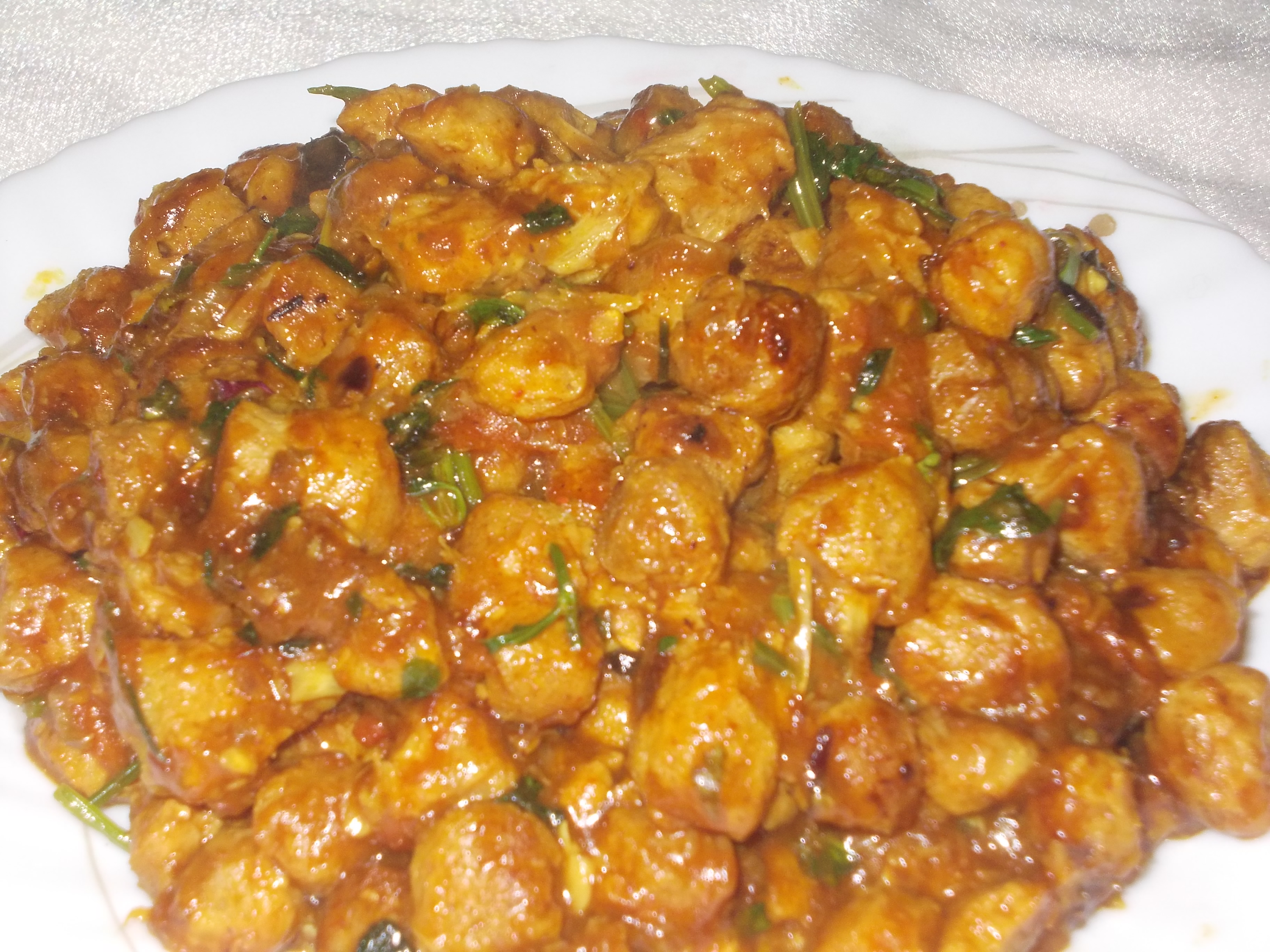 Chilli Nugget Recipe