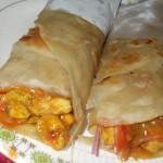 Chicken Roll Recipe