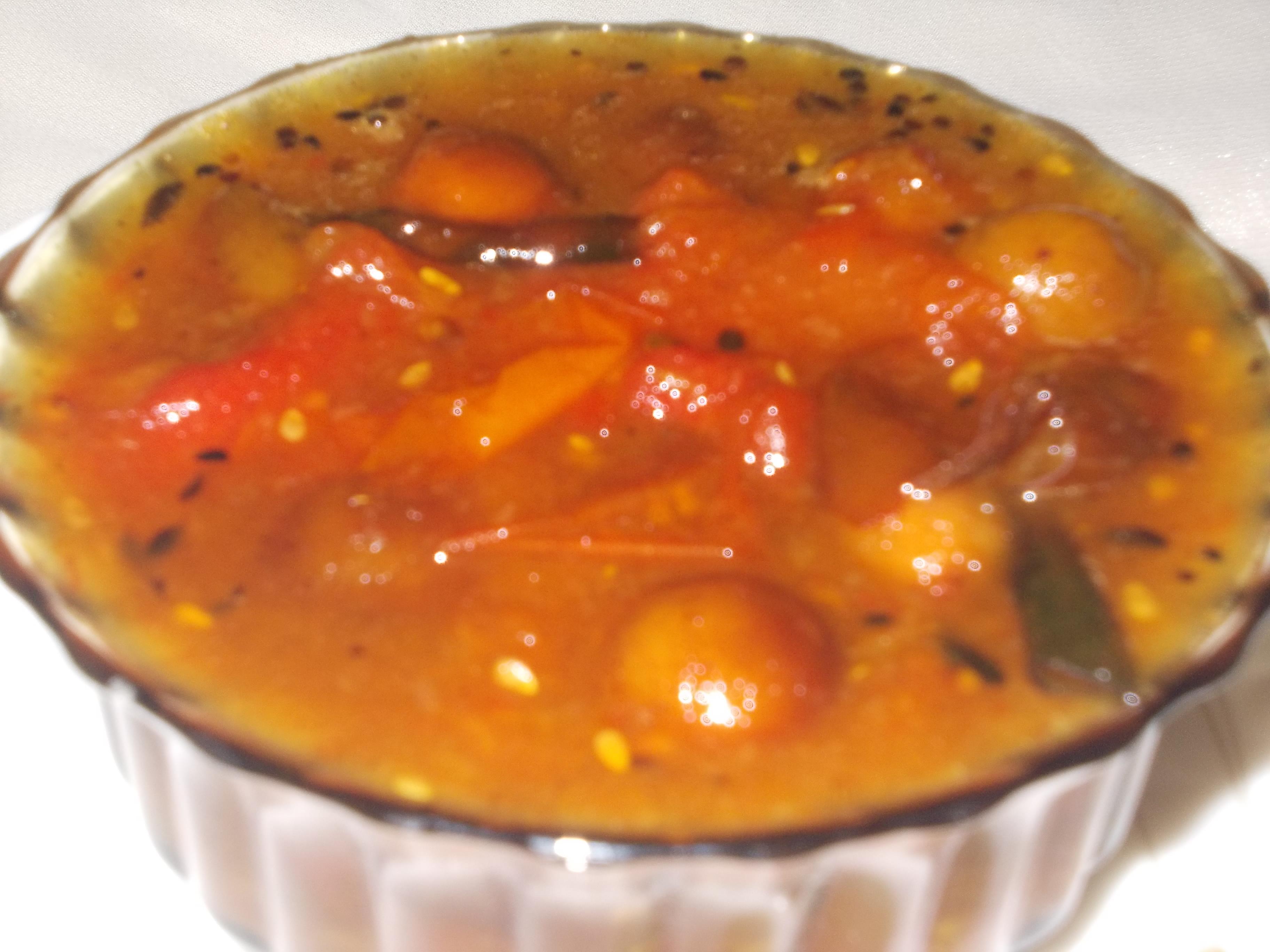 Tomato & Topa-kuler Chutney Recipe