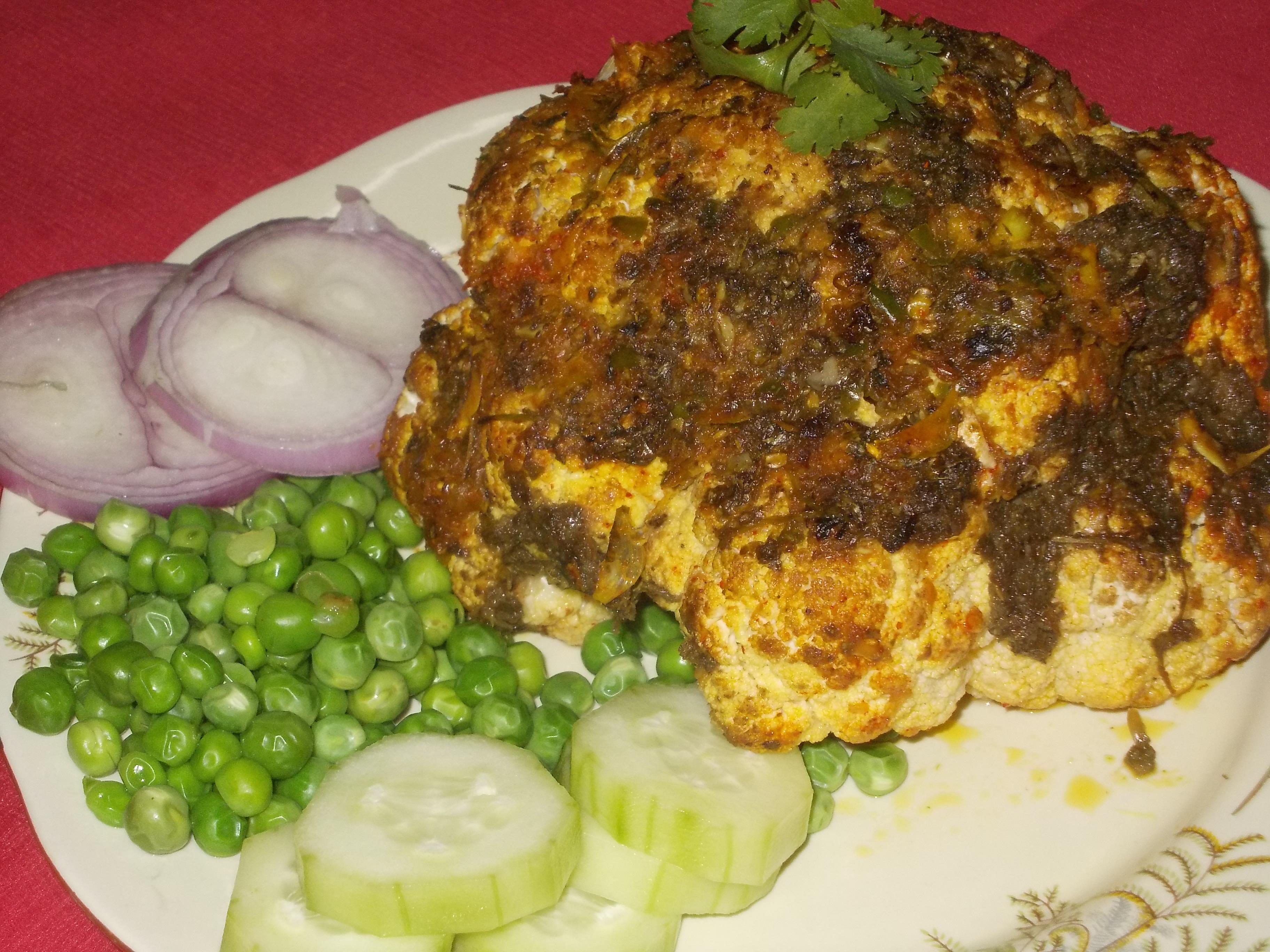 Gobi Roast Recipe