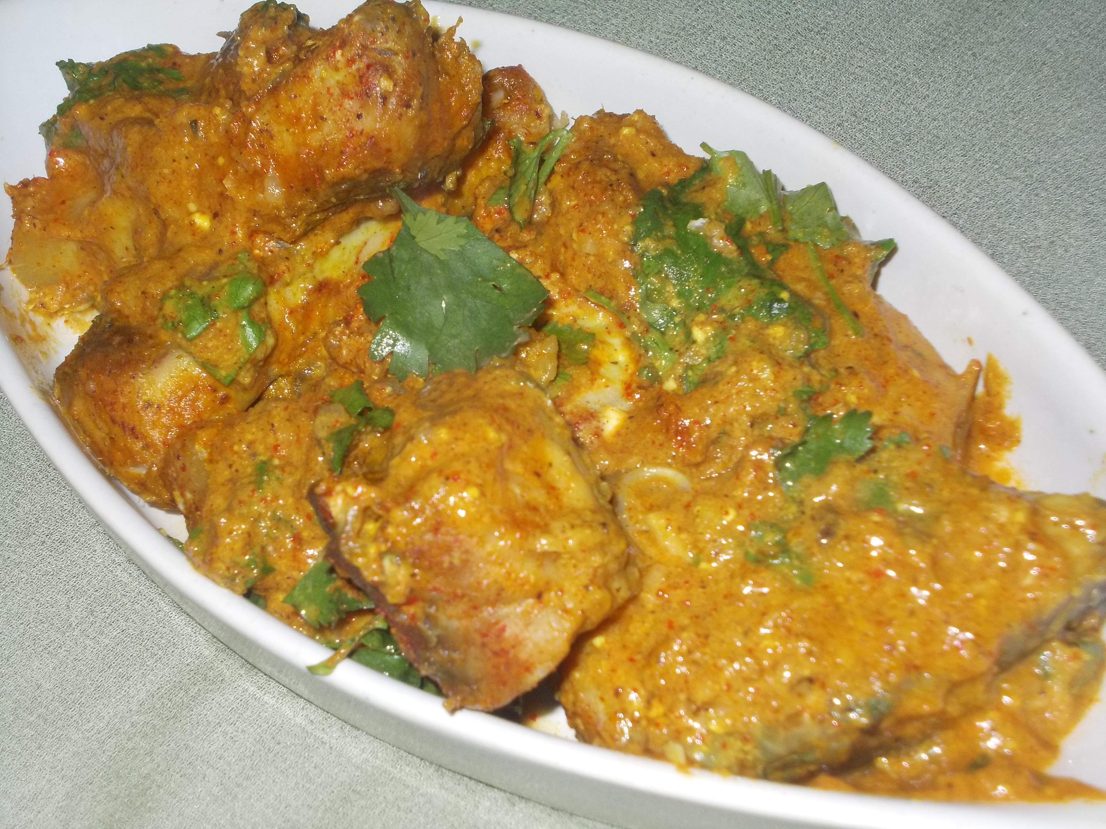 Baked Fish Masala Recipe