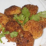 Coconut Pakora Recipe