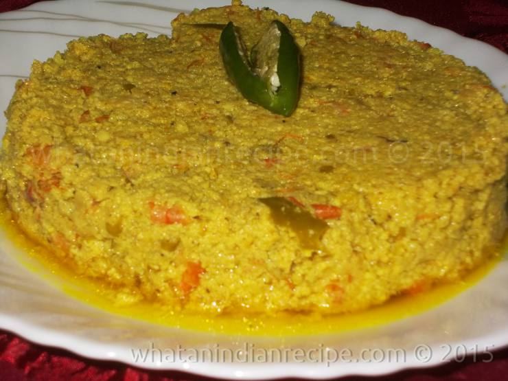 Bhapa Chingri Recipe