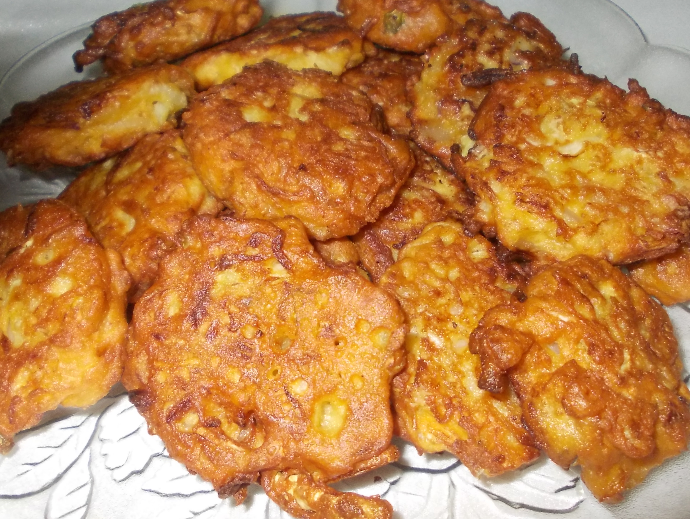 Cabbage Pakora Recipe