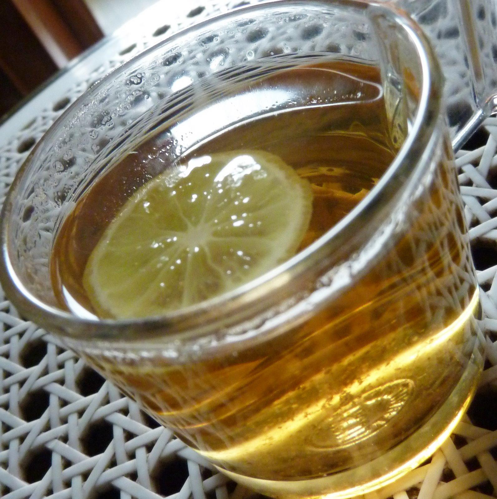 Lemon Tea Recipe