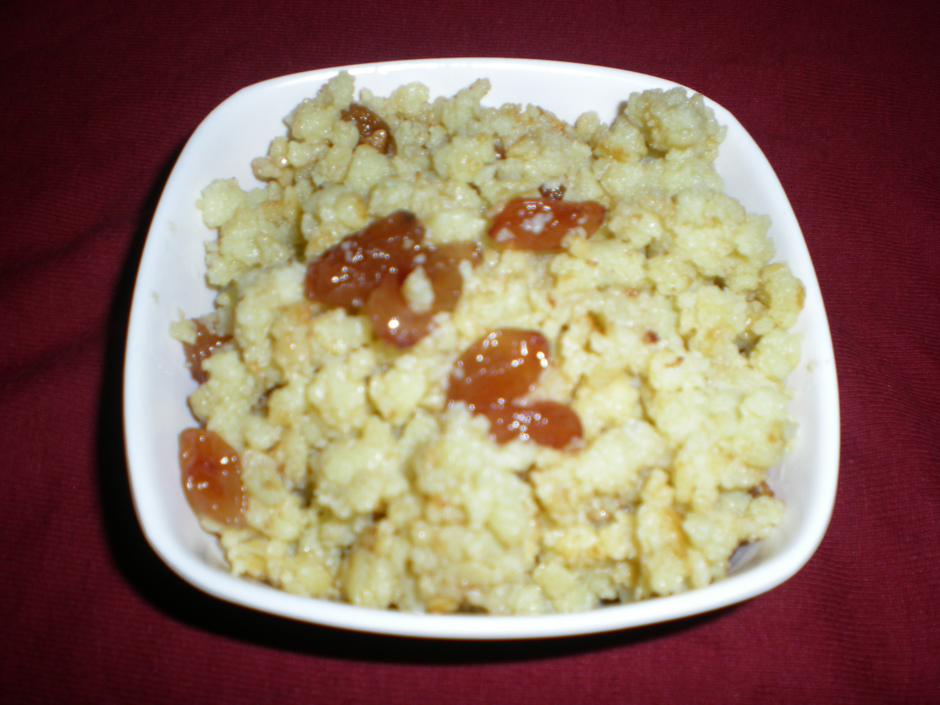 Anday Ka Halwa or Egg Halwa Recipe