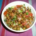 Instant Chana Masala Recipe