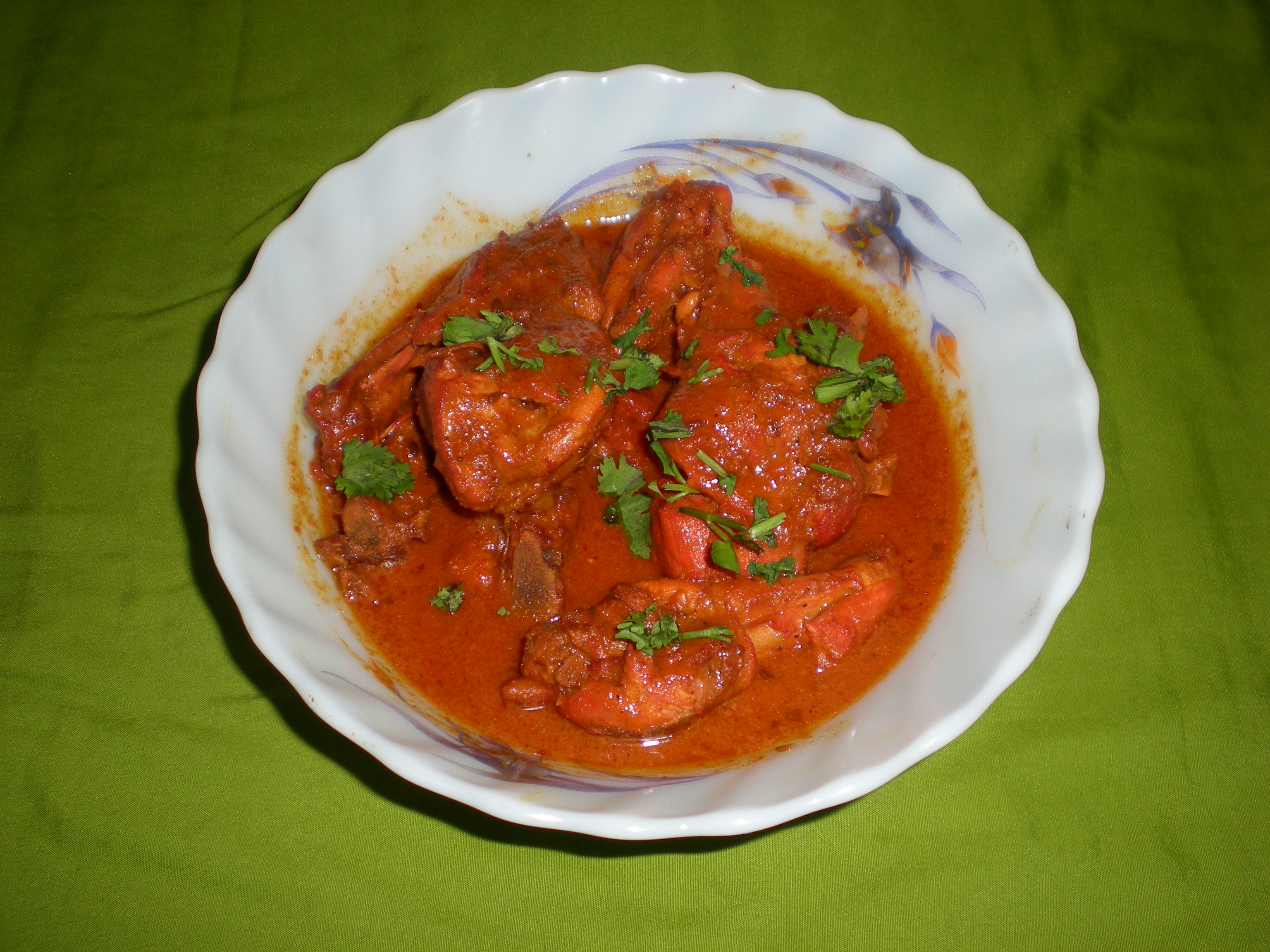 Indian continental chicken recipes