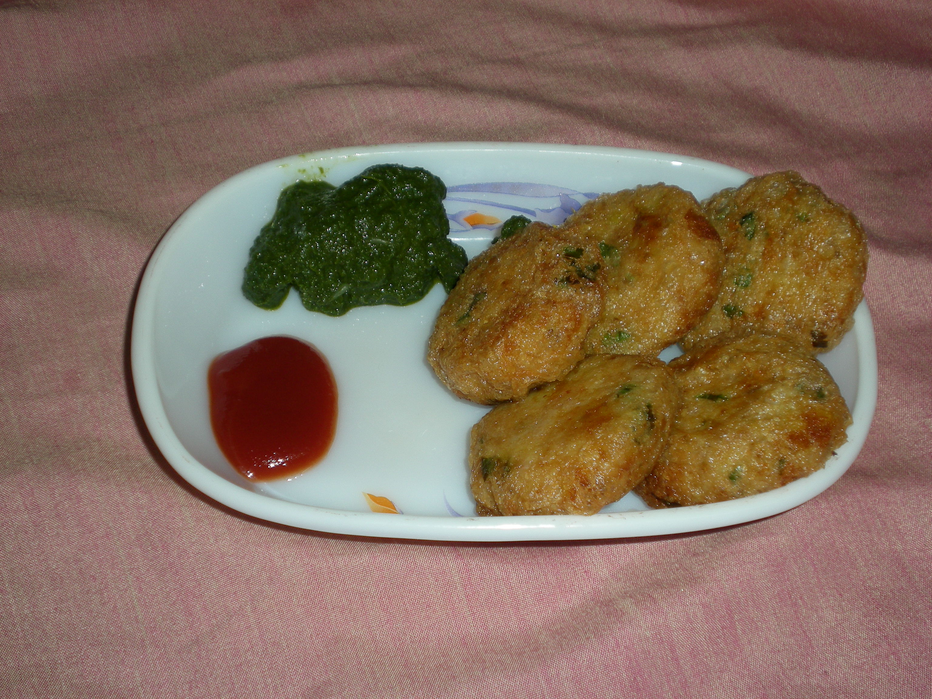 Keema Patties Recipe
