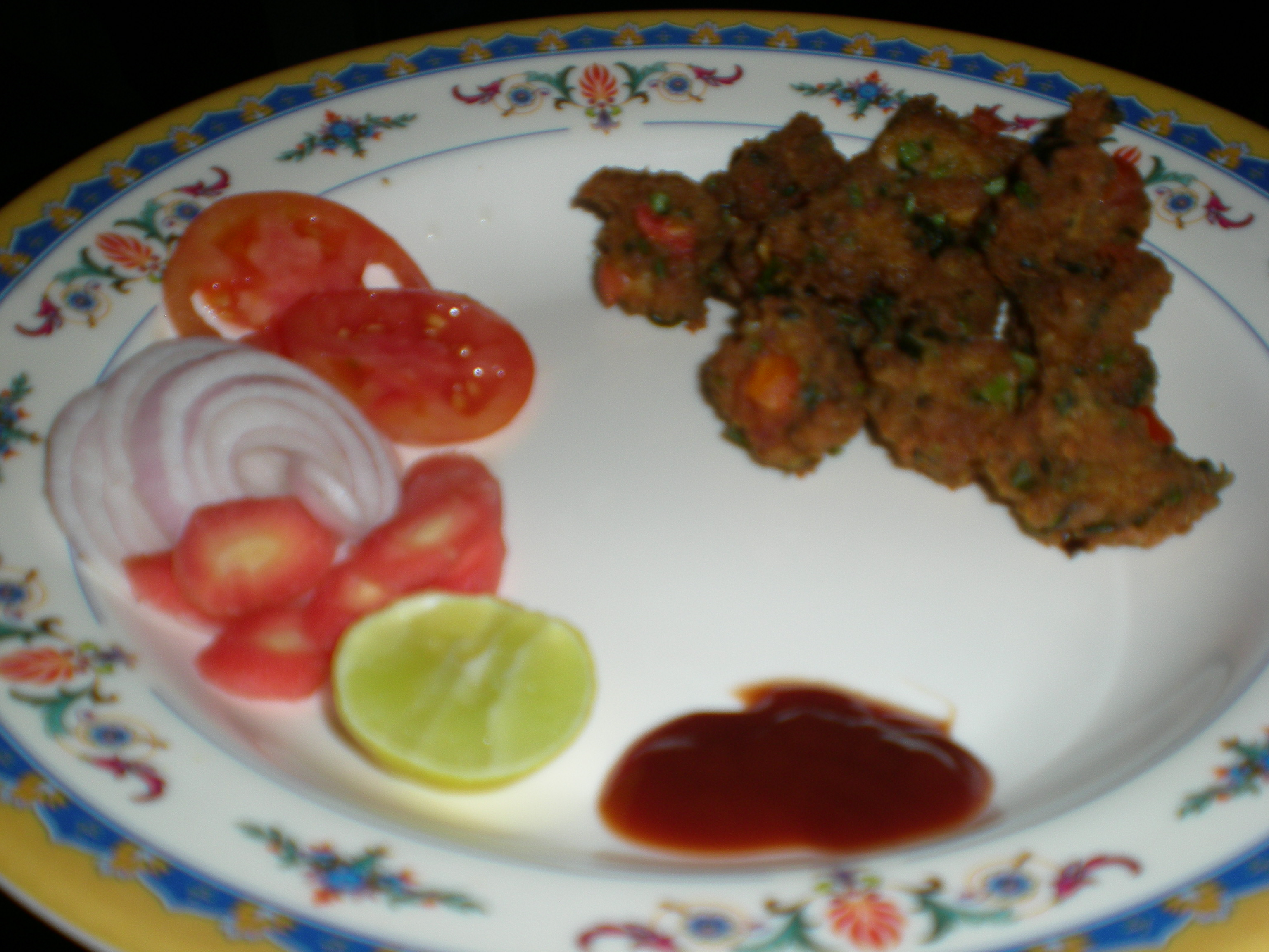 Mutton Kheema Kabab Recipe