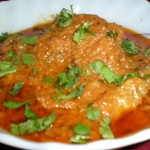 Surmai (King Fish) Gravy recipe