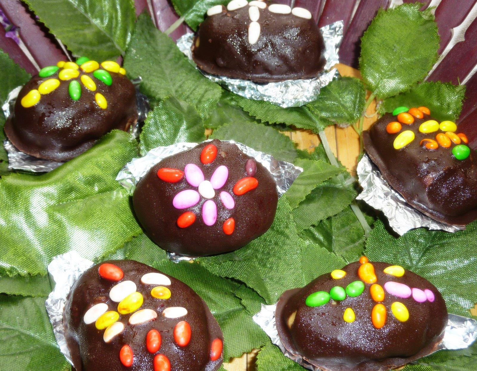 Easter Chocolate Eggs Recipe
