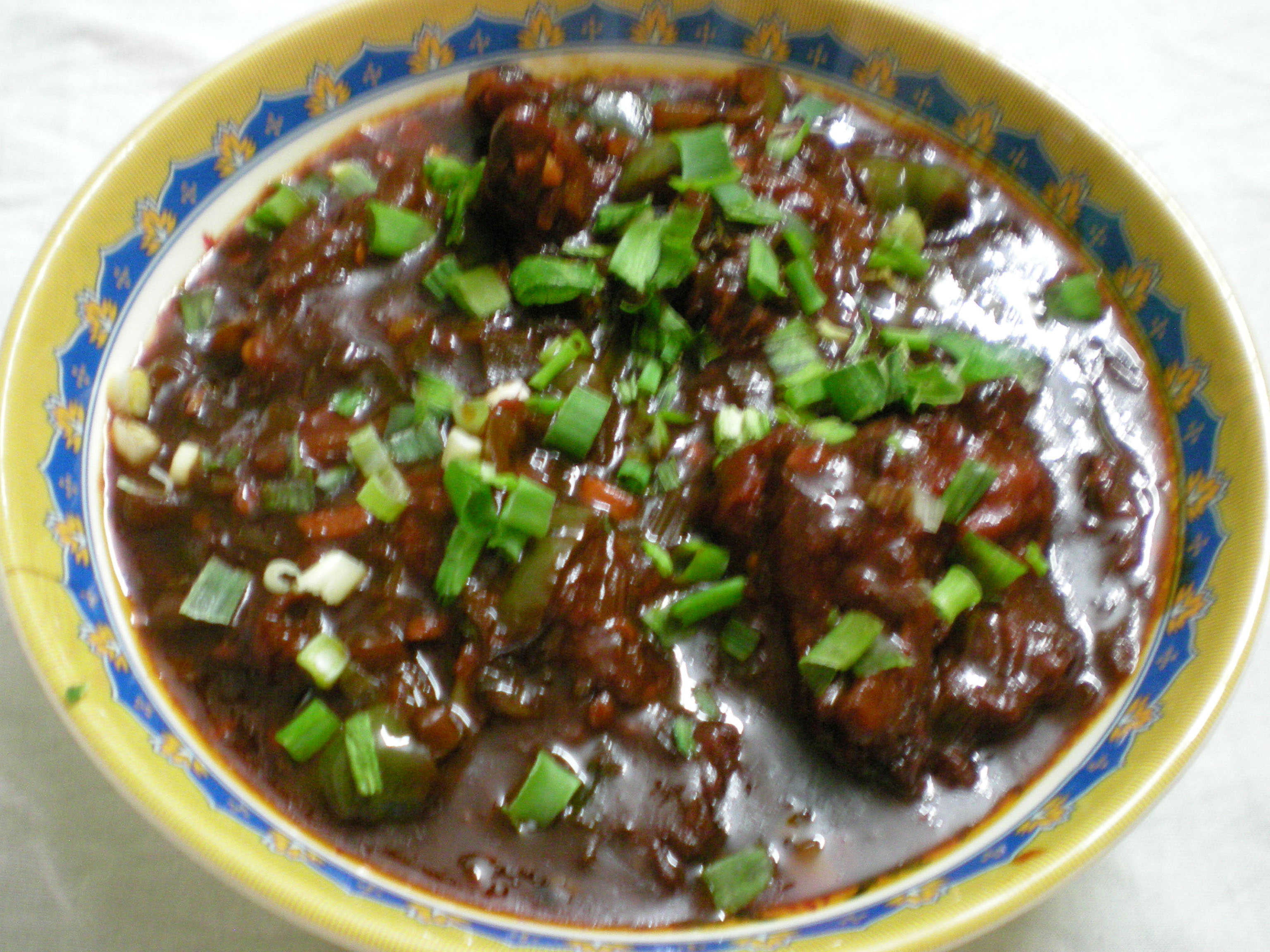 Chilli Chicken Recipe With Chicken Lollipop