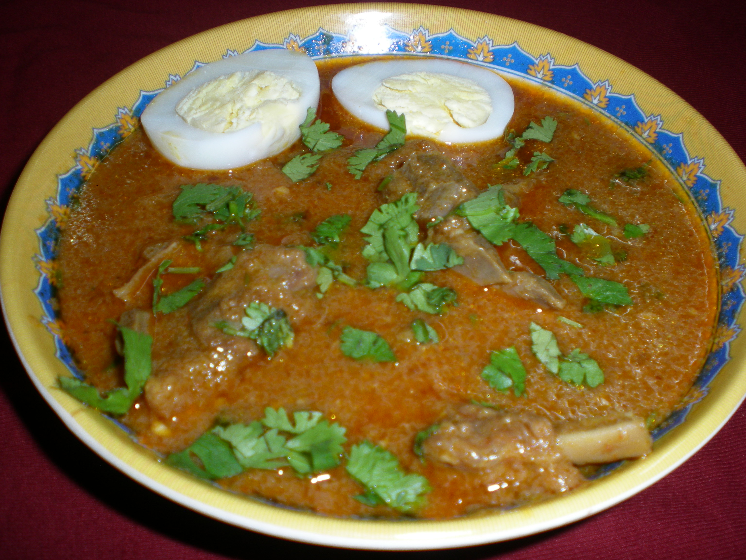 Mutton Chaap Gravy Recipe