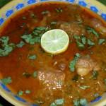 Mutton Paya (Trotters) Recipe