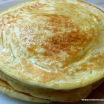 Pancake Topped With Cinnamon And Honey Recipe