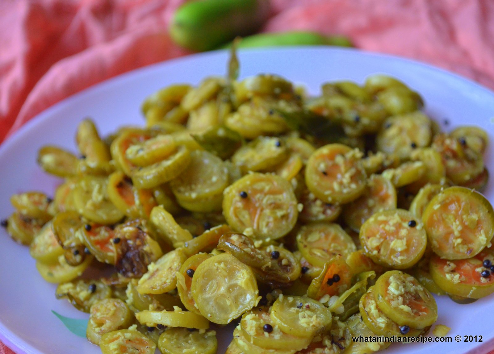 Stir Fried Ivy Gourd With Onion Recipes — Dishmaps