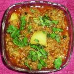 Kheema Aloo Recipe