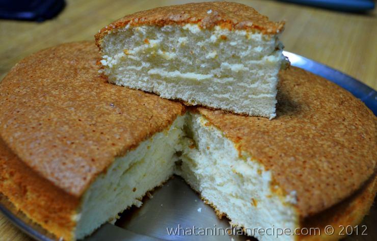 soft sponge cake recipe