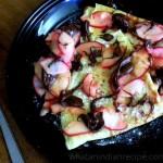 Apple Chocolate Crepes Recipe