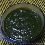 Dhaniya Chutney Recipe