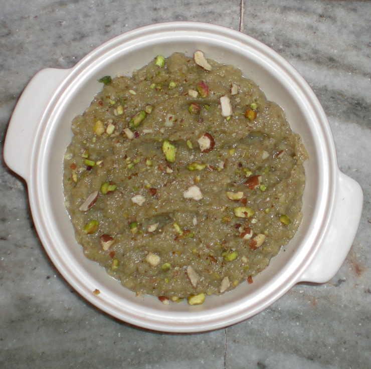 Kaddu Ka Halwa Recipe
