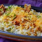 Hyderabadi Chicken Dum Biriyani Recipe