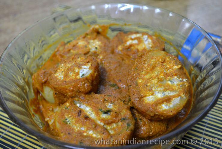 Stuffed Kashmiri Alu Dum Recipe