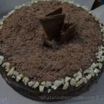 Eggless Chocolate Cake Recipe