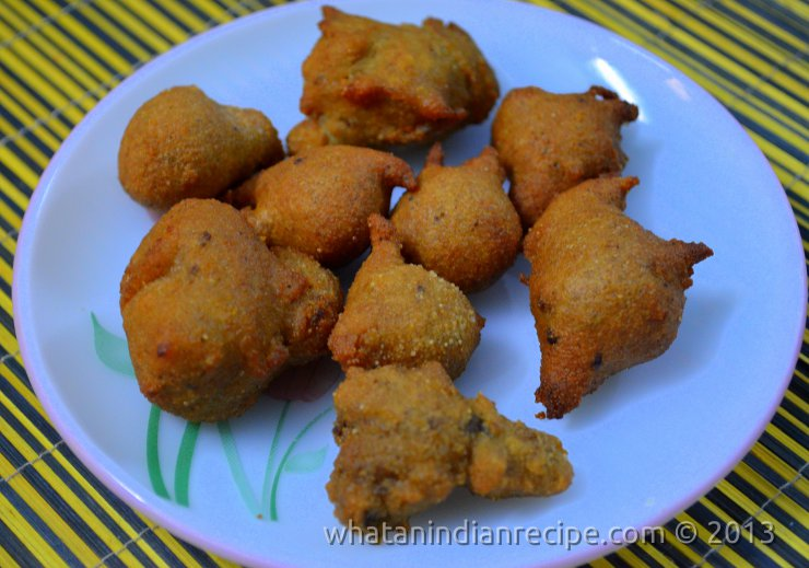 Illish Roe Bora Recipe