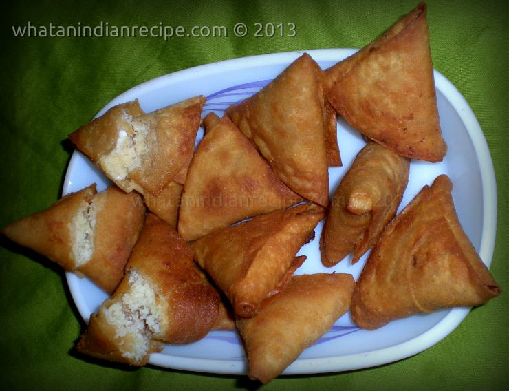 Mitha Samosa Recipe