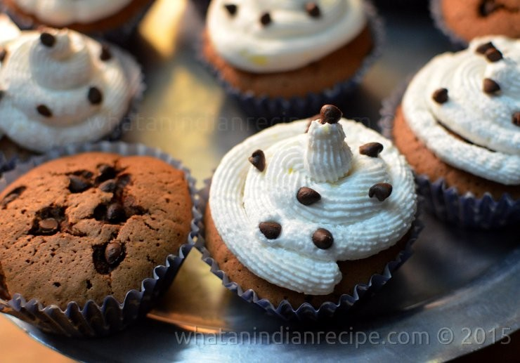 Choco Chip Cupcake Recipe